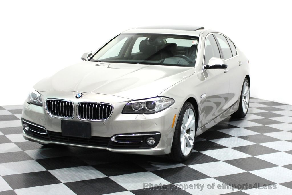 2014 BMW 5 Series CERTIFIED 535i xDRIVE LUXURY LINE AWD SEDAN - 16044046 - 13