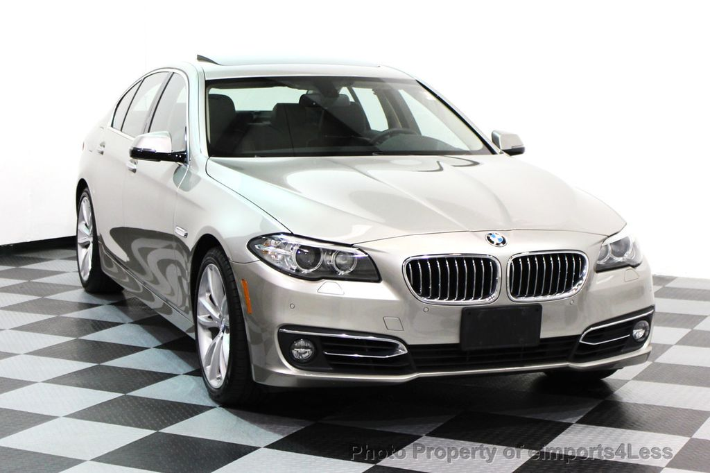 2014 BMW 5 Series CERTIFIED 535i xDRIVE LUXURY LINE AWD SEDAN - 16044046 - 14