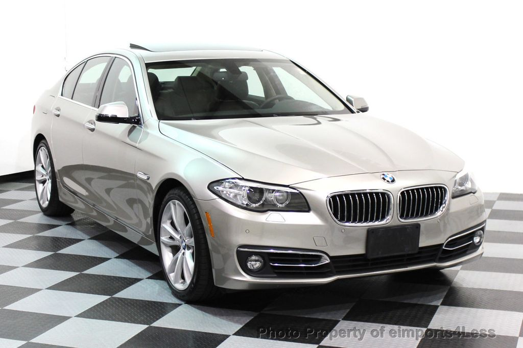 2014 BMW 5 Series CERTIFIED 535i xDRIVE LUXURY LINE AWD SEDAN - 16044046 - 15