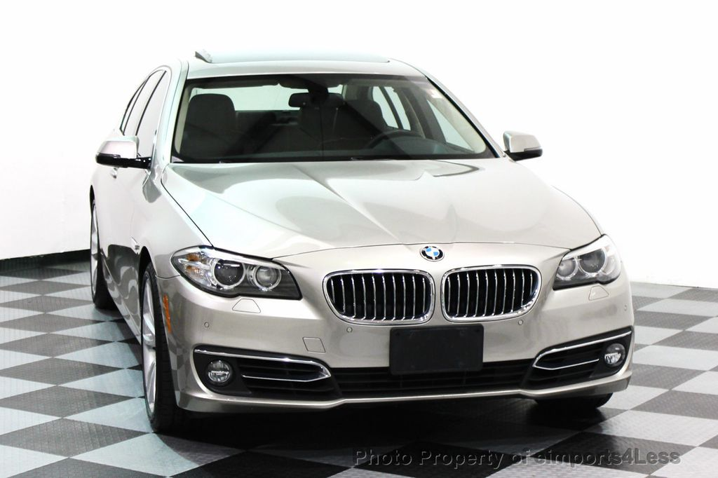 2014 BMW 5 Series CERTIFIED 535i xDRIVE LUXURY LINE AWD SEDAN - 16044046 - 16