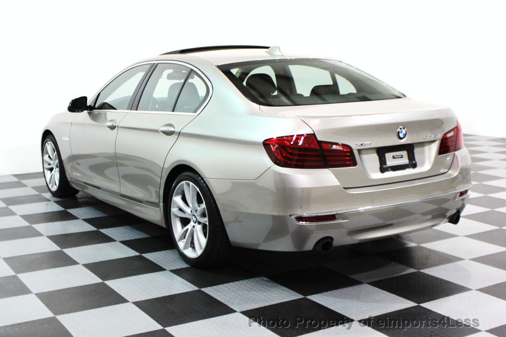 2014 BMW 5 Series CERTIFIED 535i xDRIVE LUXURY LINE AWD SEDAN - 16044046 - 17