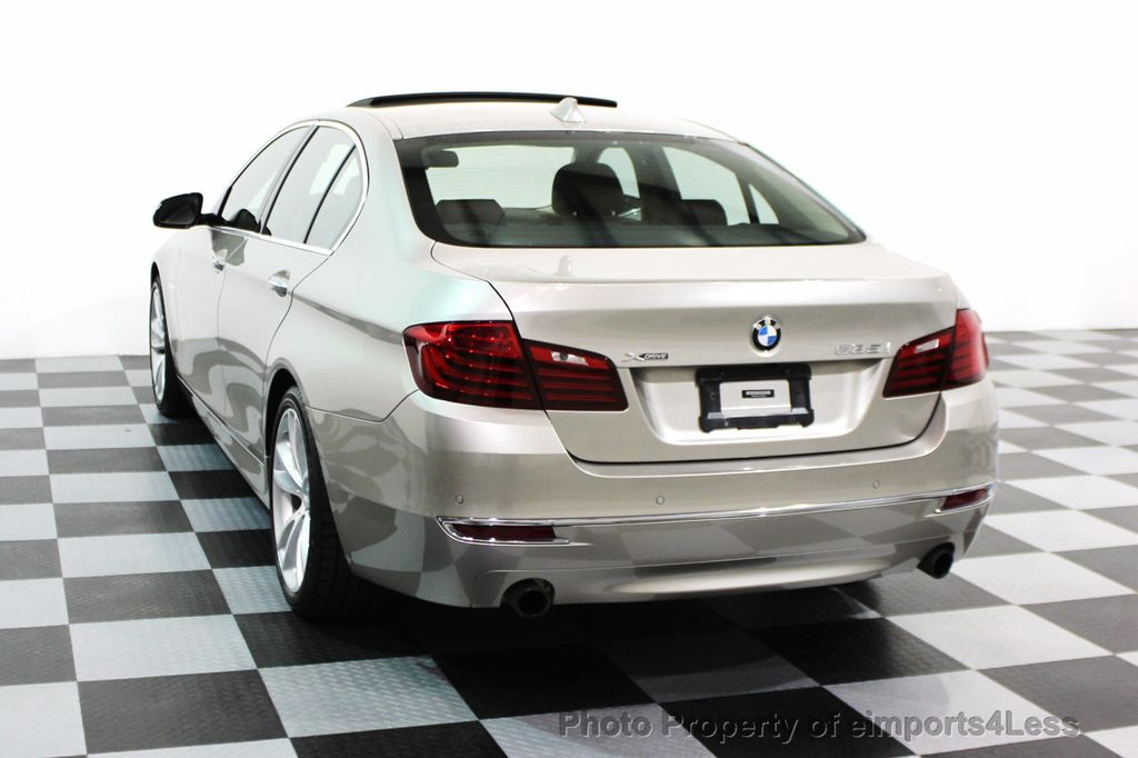 2014 BMW 5 Series CERTIFIED 535i xDRIVE LUXURY LINE AWD SEDAN - 16044046 - 18