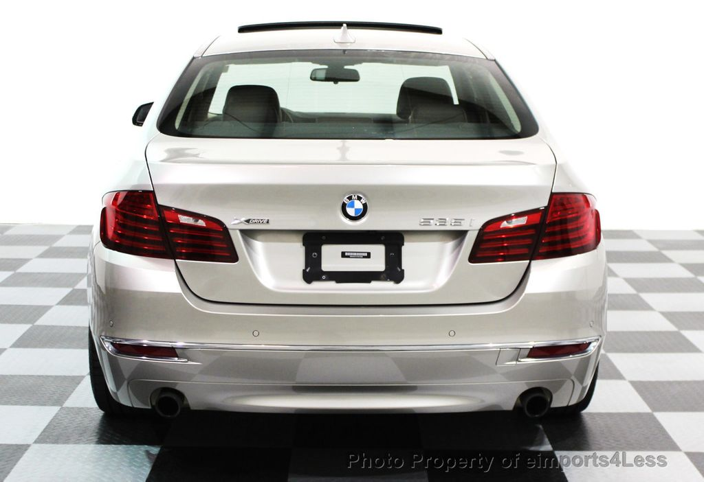 2014 BMW 5 Series CERTIFIED 535i xDRIVE LUXURY LINE AWD SEDAN - 16044046 - 19