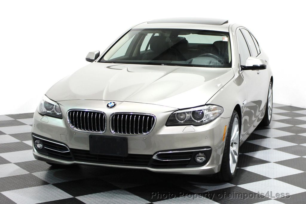 2014 BMW 5 Series CERTIFIED 535i xDRIVE LUXURY LINE AWD SEDAN - 16044046 - 24