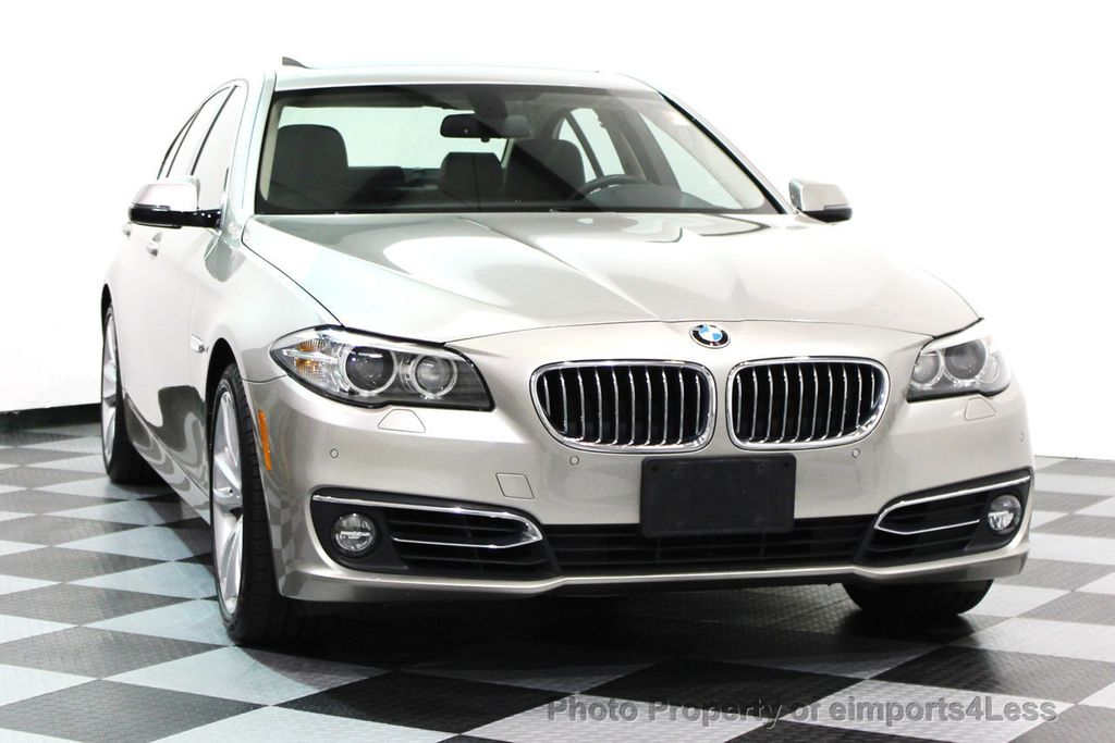 2014 BMW 5 Series CERTIFIED 535i xDRIVE LUXURY LINE AWD SEDAN - 16044046 - 25