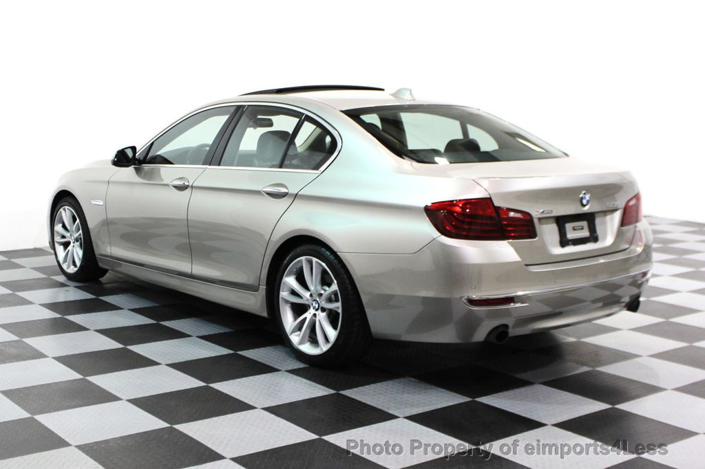 2014 BMW 5 Series CERTIFIED 535i xDRIVE LUXURY LINE AWD SEDAN - 16044046 - 2