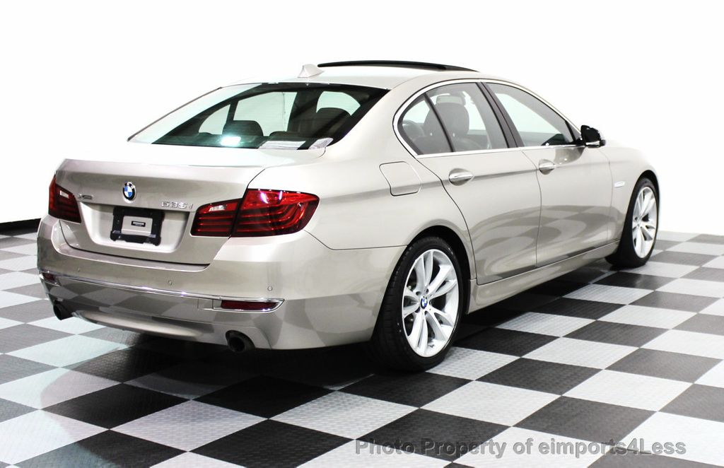 2014 BMW 5 Series CERTIFIED 535i xDRIVE LUXURY LINE AWD SEDAN - 16044046 - 3