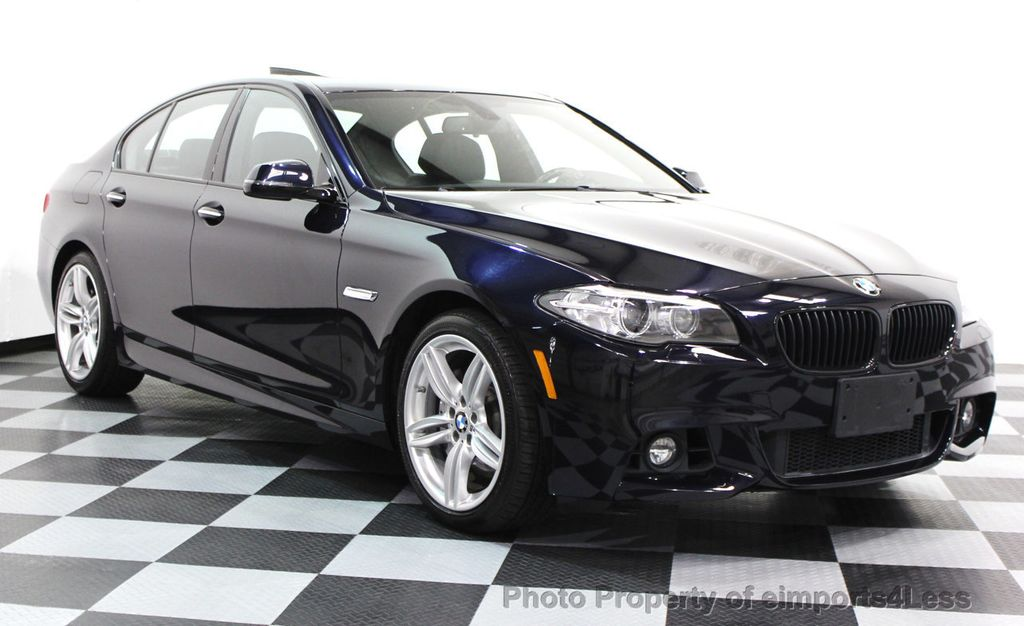 2014 used bmw 5 series certified 535i xdrive m sport awd camera hud navi at eimports4less. Black Bedroom Furniture Sets. Home Design Ideas