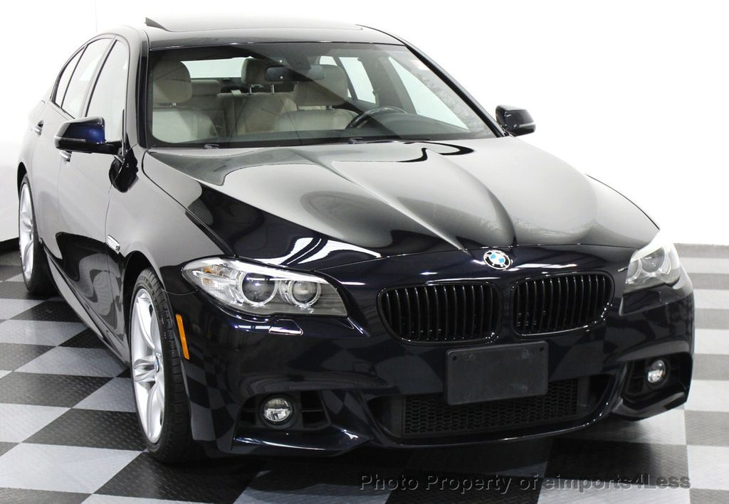 2014 used bmw 5 series certified 535i xdrive m sport awd sedan cam navi at eimports4less. Black Bedroom Furniture Sets. Home Design Ideas