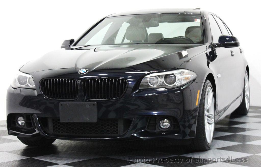 Used BMW Series CERTIFIED I XDRIVE M SPORT AWD Sedan CAM - 2014 bmw 535i price