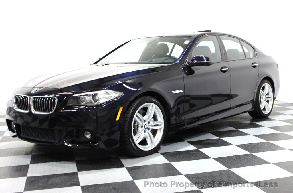 2014 BMW 5 Series CERTIFIED 535i xDRIVE M SPORT DRIVER ASSIST NAVIGATION - 16212296 - 13