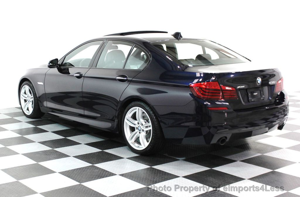 2014 BMW 5 Series CERTIFIED 535i xDRIVE M SPORT DRIVER ASSIST NAVIGATION - 16212296 - 2