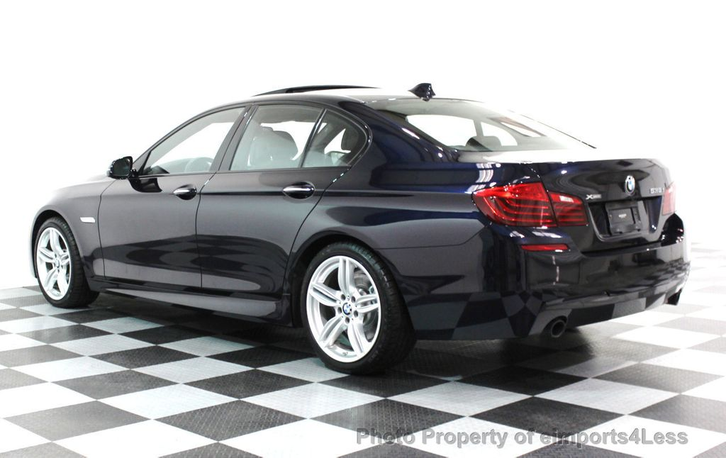 2014 BMW 5 Series CERTIFIED 535i xDRIVE M SPORT DRIVER ASSIST NAVIGATION - 16212296 - 49