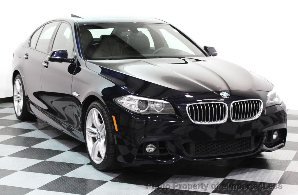 2014 BMW 5 Series CERTIFIED 535i xDRIVE M SPORT DRIVER ASSIST NAVIGATION - 16212296 - 51
