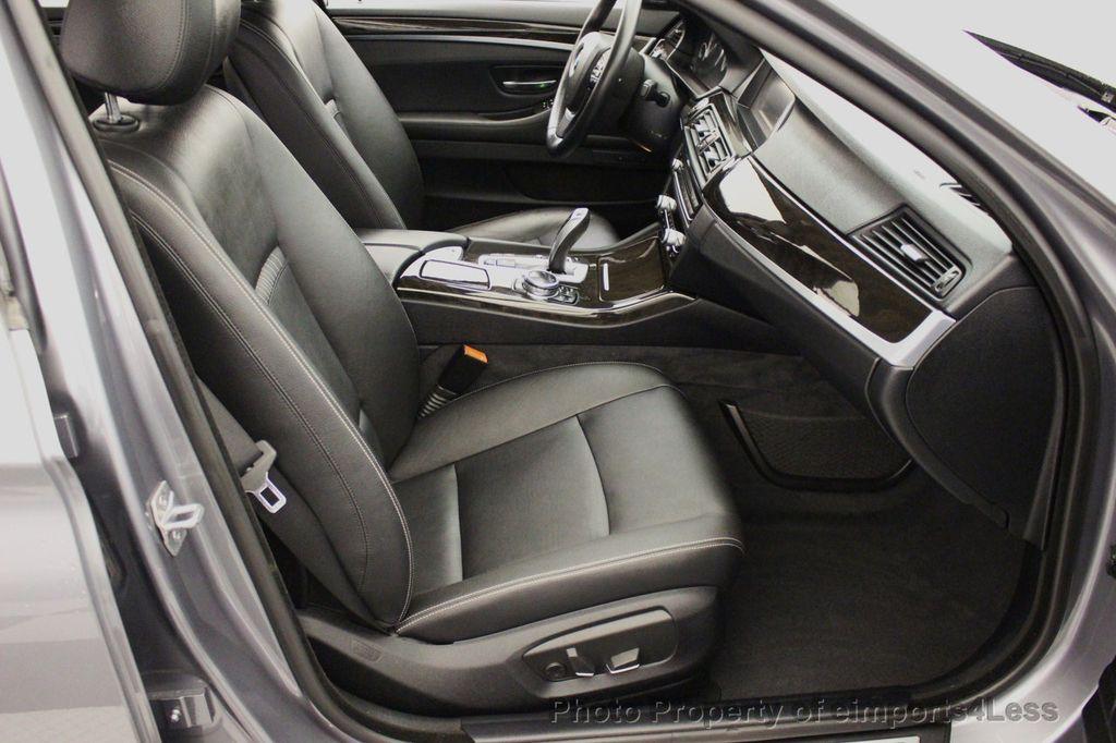Used BMW Series CERTIFIED Xi XDRIVE AWD Sedan LUXURY - 2014 bmw 5 series msrp