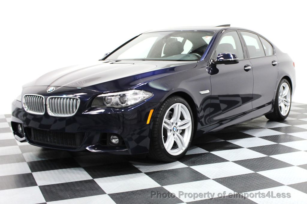 2014 BMW 5 Series CERTIFIED 550i M SPORT PACKAGE CAMERA / NAVI - 16138391 - 0