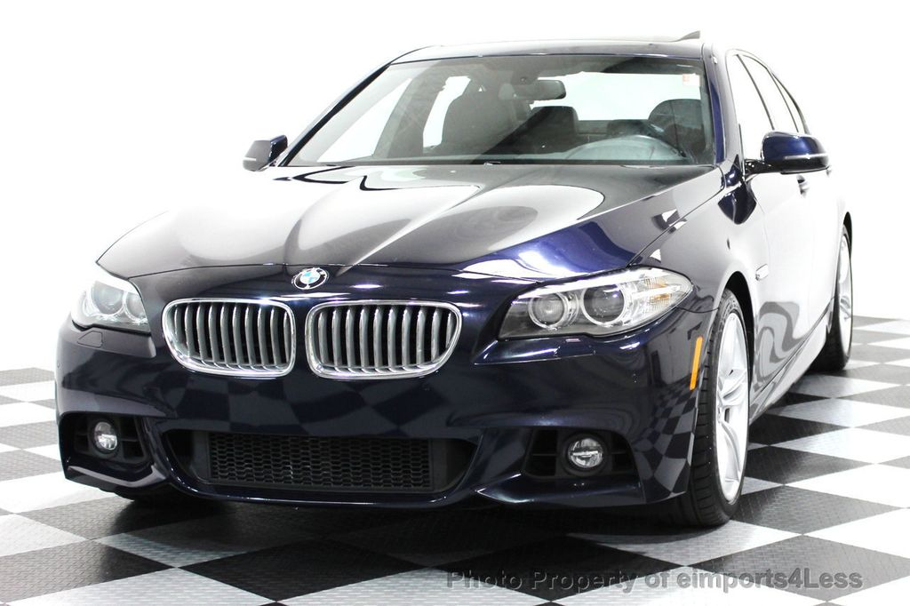 2014 BMW 5 Series CERTIFIED 550i M SPORT PACKAGE CAMERA / NAVI - 16138391 - 13