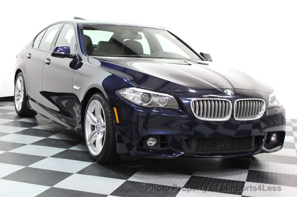 2014 BMW 5 Series CERTIFIED 550i M SPORT PACKAGE CAMERA / NAVI - 16138391 - 1