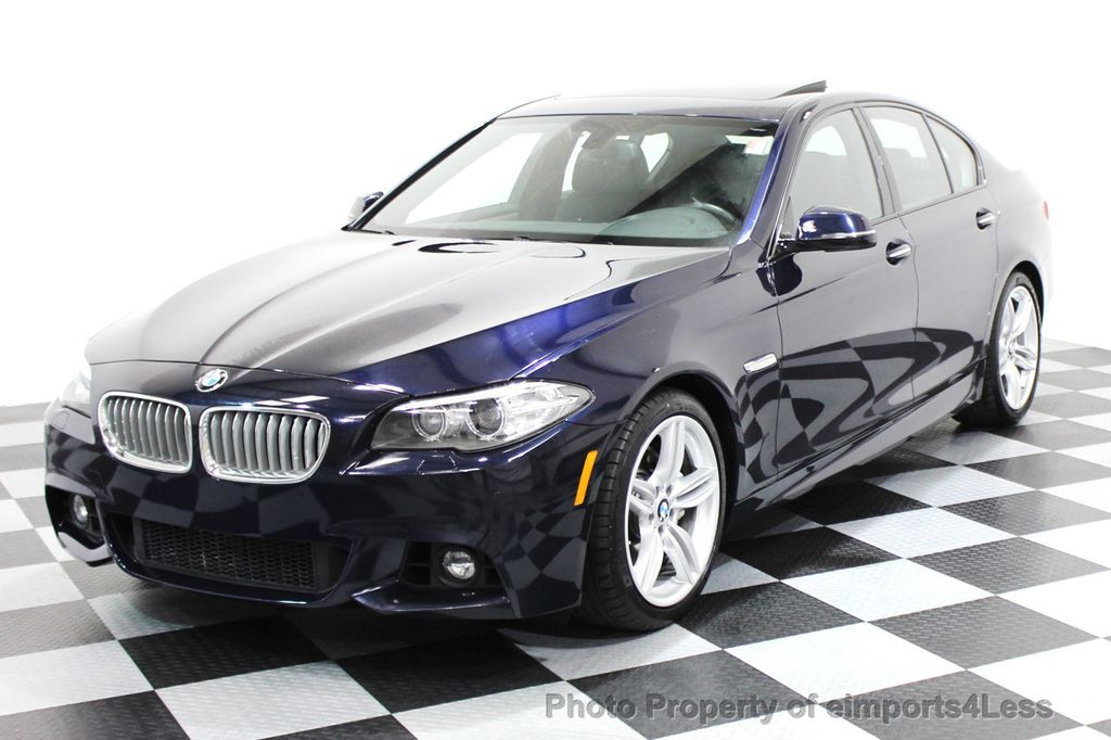2014 BMW 5 Series CERTIFIED 550i M SPORT PACKAGE CAMERA / NAVI - 16138391 - 23