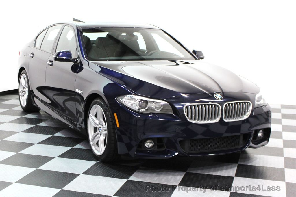2014 BMW 5 Series CERTIFIED 550i M SPORT PACKAGE CAMERA / NAVI - 16138391 - 24