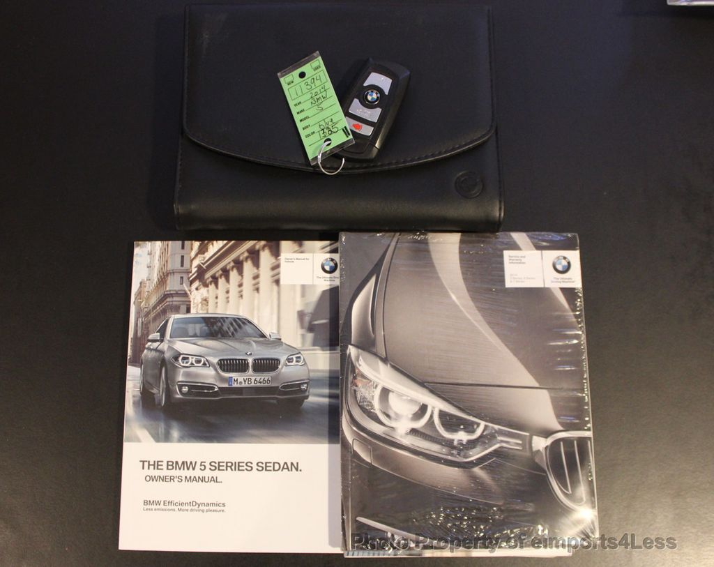 2014 BMW 5 Series CERTIFIED 550i M SPORT PACKAGE CAMERA / NAVI - 16138391 - 57