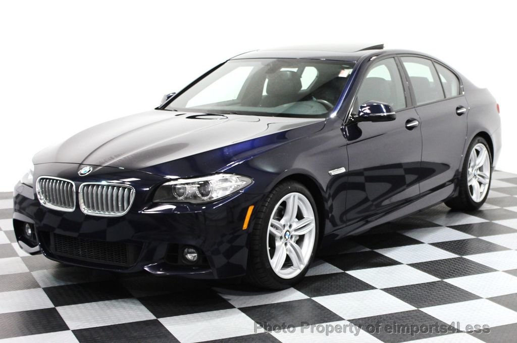 2014 BMW 5 Series CERTIFIED 550i M SPORT PACKAGE CAMERA / NAVI - 16138391 - 58