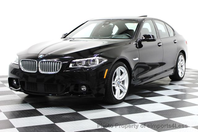 2014 Used Bmw 5 Series Certified 550i Xdrive M Sport Awd