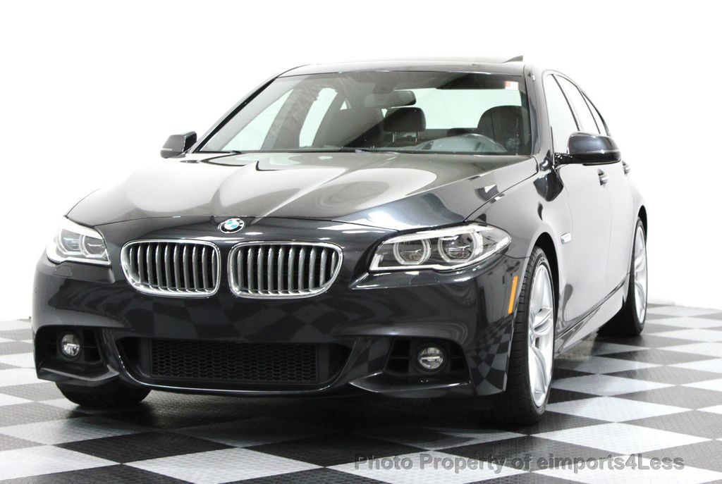2014 BMW 5 Series CERTIFIED 550i xDRIVE M SPORT EXEC LIGHTING PACKAGE - 16417226 - 13