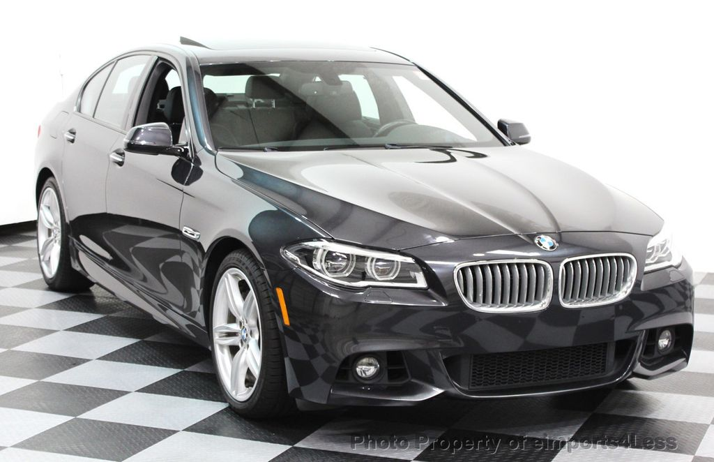 2014 BMW 5 Series CERTIFIED 550i xDRIVE M SPORT EXEC LIGHTING PACKAGE - 16417226 - 1