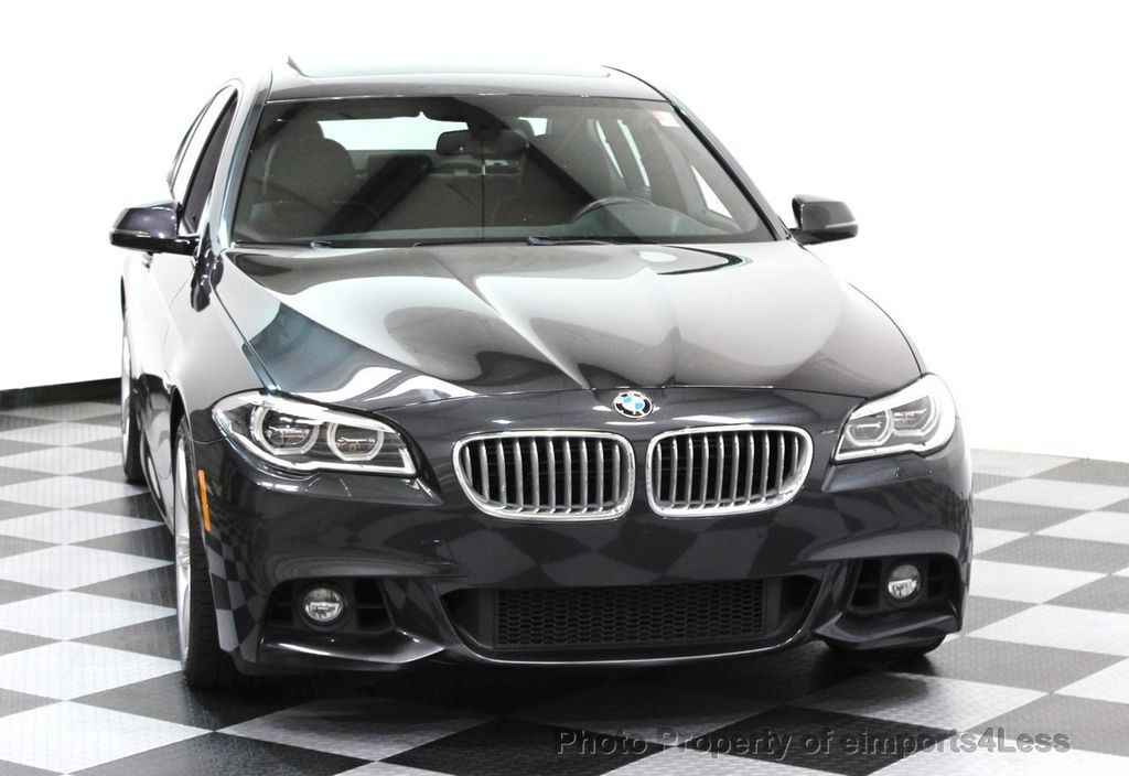 2014 BMW 5 Series CERTIFIED 550i xDRIVE M SPORT EXEC LIGHTING PACKAGE - 16417226 - 22
