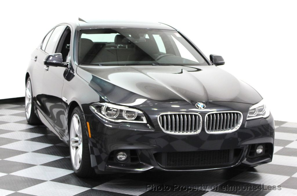 2014 BMW 5 Series CERTIFIED 550i xDRIVE M SPORT EXEC LIGHTING PACKAGE - 16417226 - 23