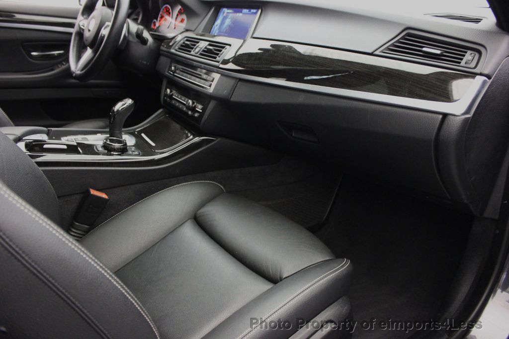 2014 BMW 5 Series CERTIFIED 550i xDRIVE M SPORT EXEC LIGHTING PACKAGE - 16417226 - 39