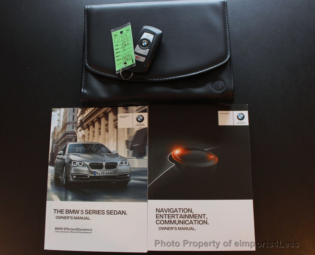 2014 BMW 5 Series CERTIFIED 550i xDRIVE M SPORT EXEC LIGHTING PACKAGE - 16417226 - 50