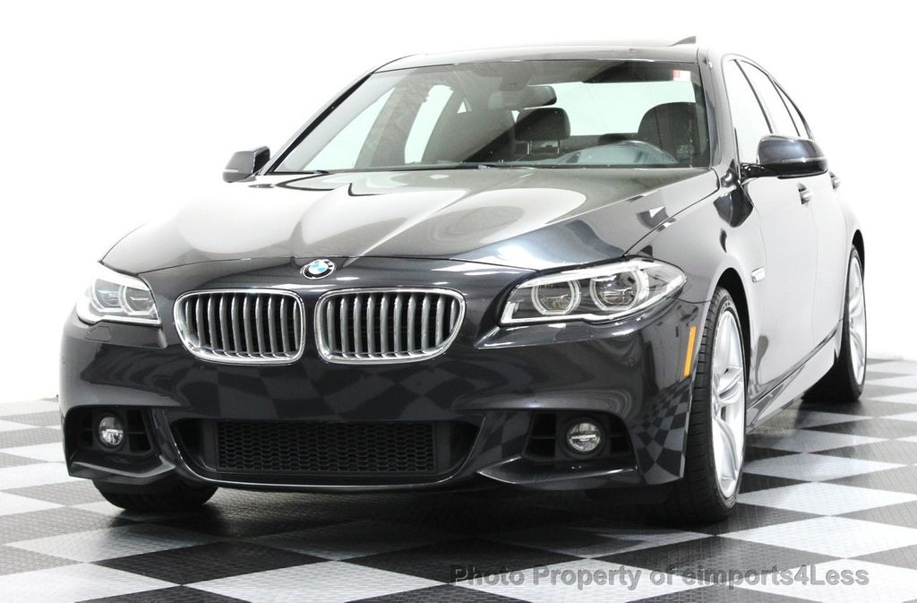 2014 BMW 5 Series CERTIFIED 550i xDRIVE M SPORT EXEC LIGHTING PACKAGE - 16417226 - 51