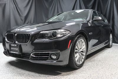 2014 BMW 5 Series LUXURY PKG!!! Sedan