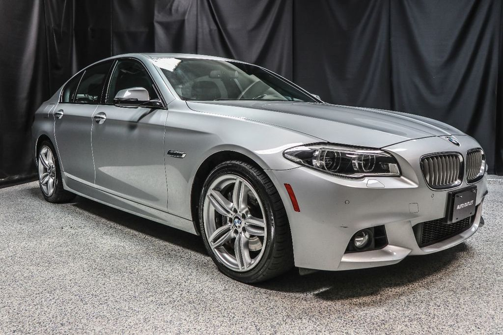 2014 BMW 5 Series M SPORT PKG