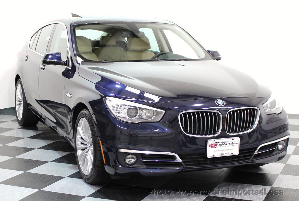 Used BMW Series Gran Turismo CERTIFIED I XDRIVE GT AWD - 535 gt bmw
