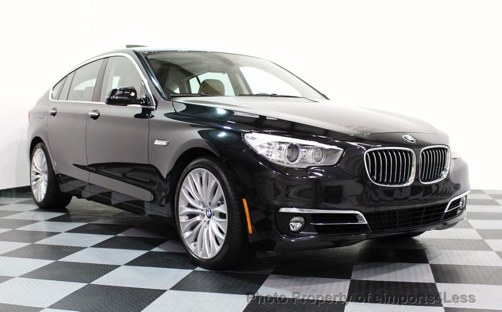 2014 used bmw 5 series gran turismo certified 535i xdrive gt luxury line assist navigation at. Black Bedroom Furniture Sets. Home Design Ideas