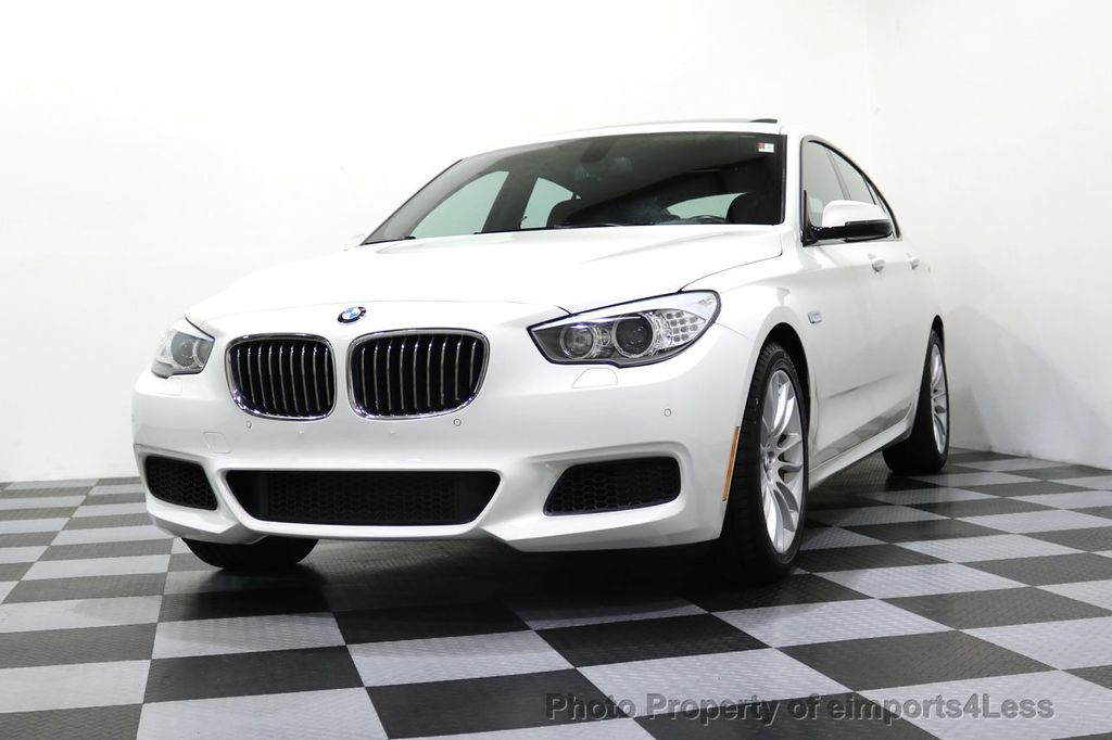 2014 BMW 5 Series Gran Turismo CERTIFIED 535i xDRIVE GT M Sport Package Gran Turismo - 17334097 - 14