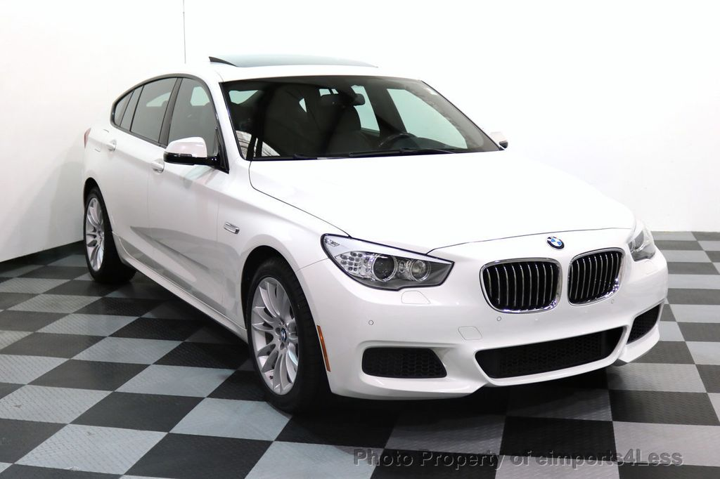 2014 BMW 5 Series Gran Turismo CERTIFIED 535i xDRIVE GT M Sport Package Gran Turismo - 17334097 - 1