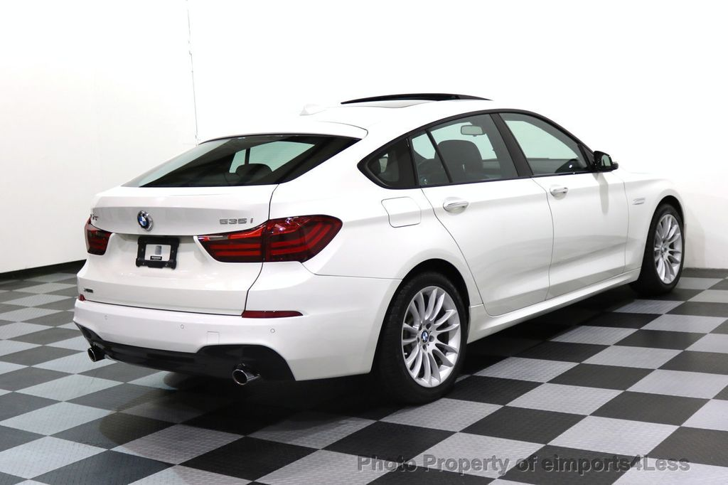 2014 BMW 5 Series Gran Turismo CERTIFIED 535i xDRIVE GT M Sport Package Gran Turismo - 17334097 - 33