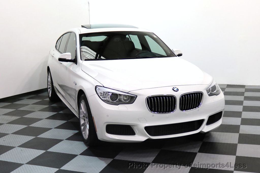 2014 BMW 5 Series Gran Turismo CERTIFIED 535i xDRIVE GT M Sport Package Gran Turismo - 17334097 - 43