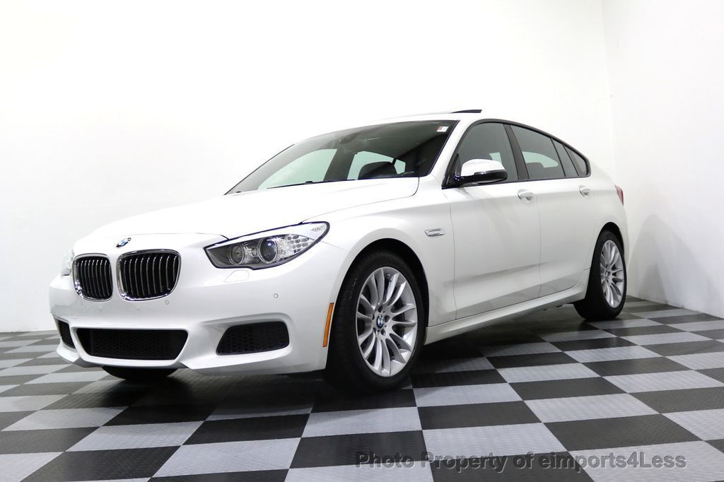 2014 BMW 5 Series Gran Turismo CERTIFIED 535i xDRIVE GT M Sport Package Gran Turismo - 17334097 - 50