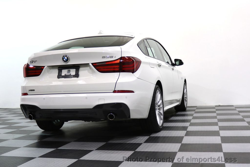 2014 BMW 5 Series Gran Turismo CERTIFIED 535i xDRIVE GT M Sport Package Gran Turismo - 17334097 - 52