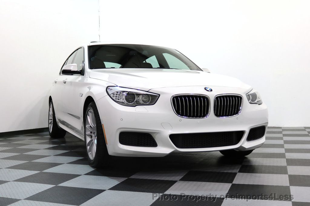 2014 BMW 5 Series Gran Turismo CERTIFIED 535i xDRIVE GT M Sport Package Gran Turismo - 17334097 - 53