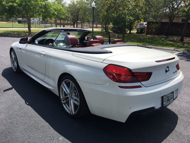 Used BMW Series I Convertible At A Luxury Autos Serving - Bmw 640i convertible 2014