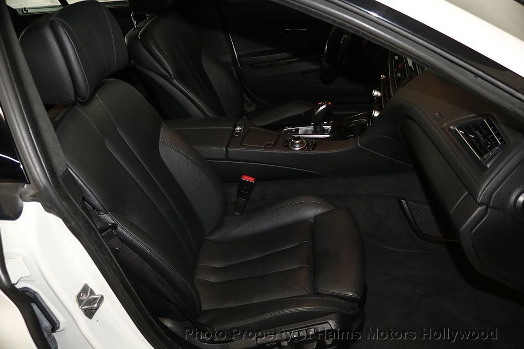 2014 BMW 6 Series 640i Gran Coupe - 17718858 - 15