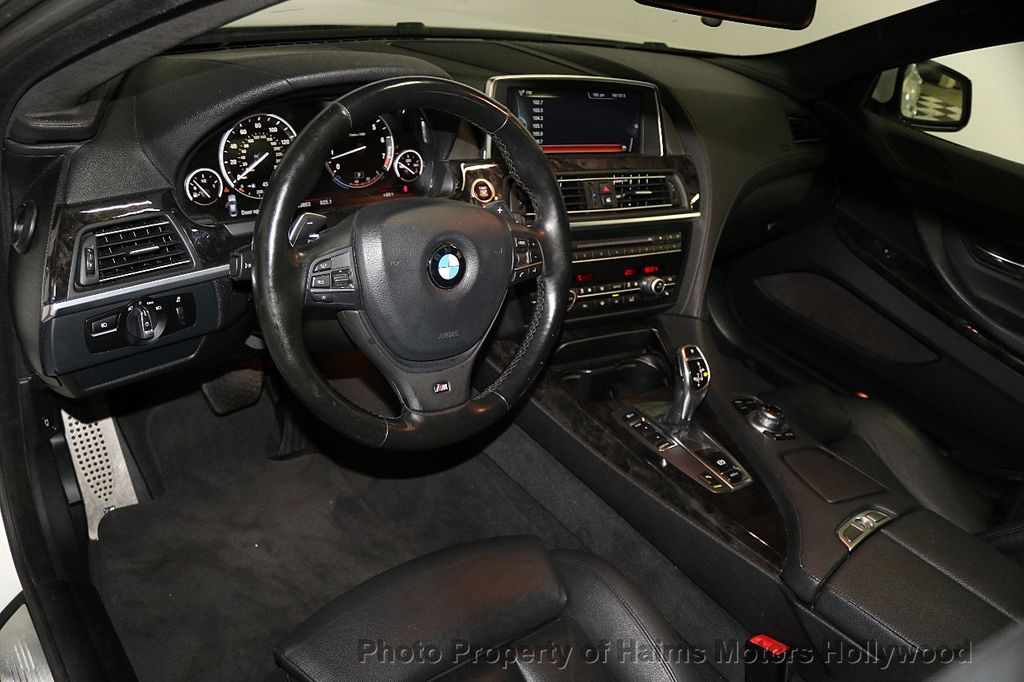 2014 BMW 6 Series 640i Gran Coupe - 17718858 - 19