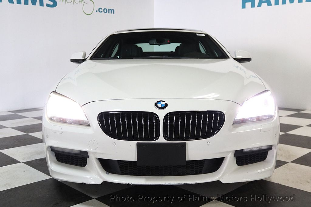 2014 BMW 6 Series 640i Gran Coupe - 17718858 - 2