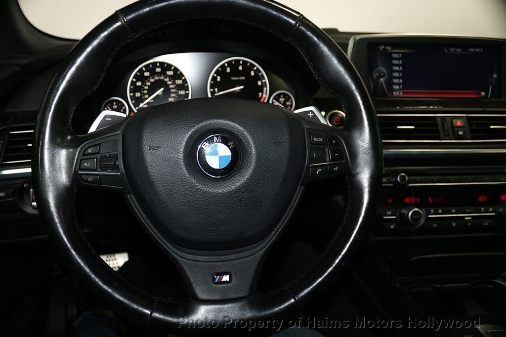 2014 BMW 6 Series 640i Gran Coupe - 17718858 - 31